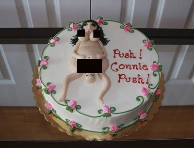 The Hambrick Family  Baby Shower Cakes (gone Wrong)