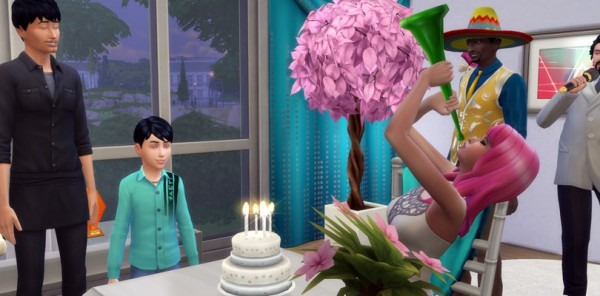 Celebrate The Perfect Birthday In The Sims 4