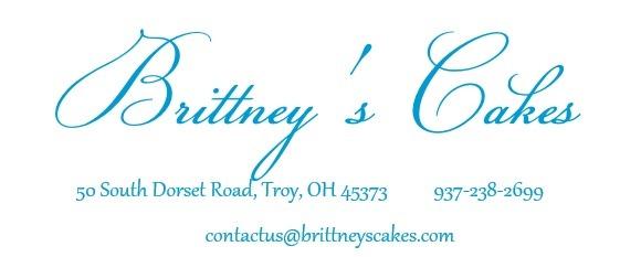 Brittney's Cakes Llc, Troy, Oh