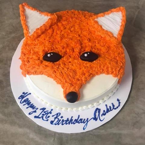 Fox Pound Cake