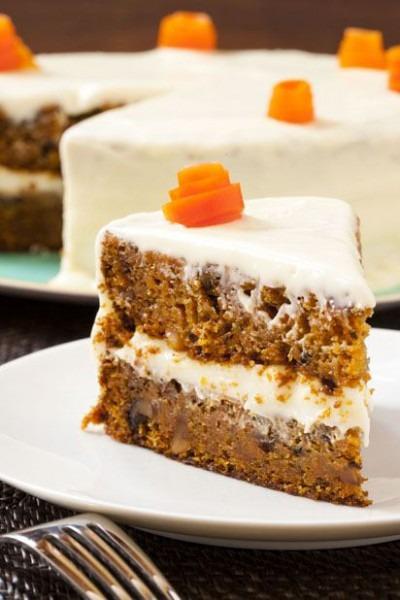 Classic Carrot Cake Recipe By Yasmin Fahr