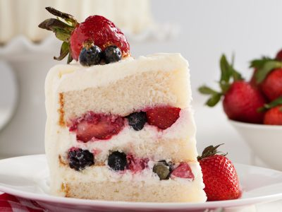 Berry Gentilly Lace Cake Recipe • Rouses Supermarkets