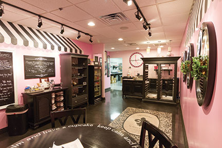 Cupcakes & Co  Sweetens Its Community