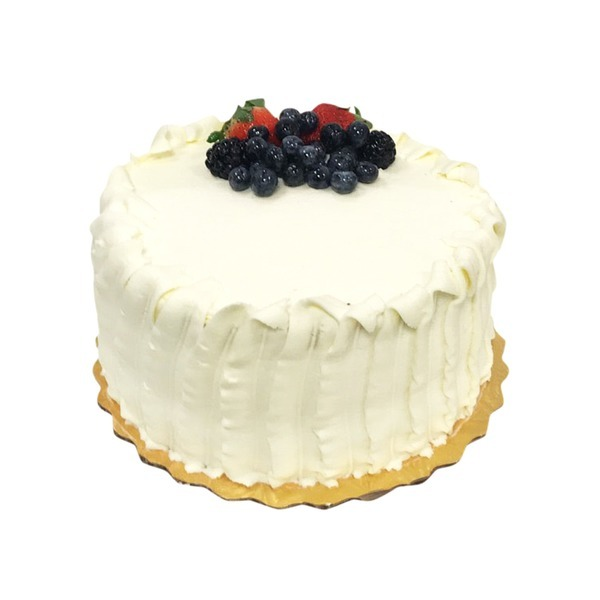 8  Gentilly Berry Cake From Rouses Markets