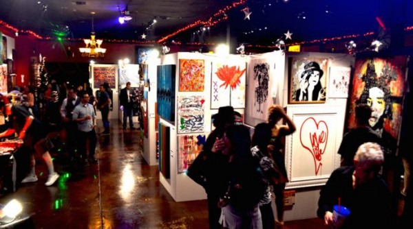 Pancakes And Booze Houston Art Show
