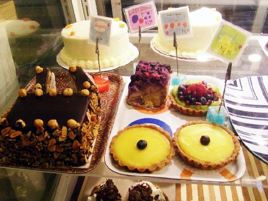 Tarts And Cakes!