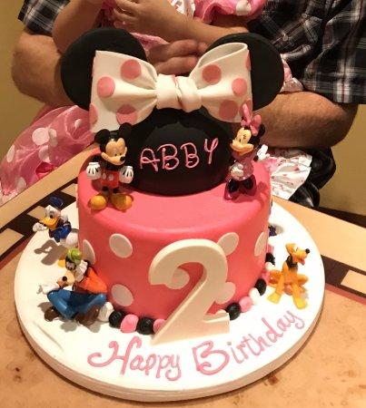 Cinderella Cakes, Anaheim