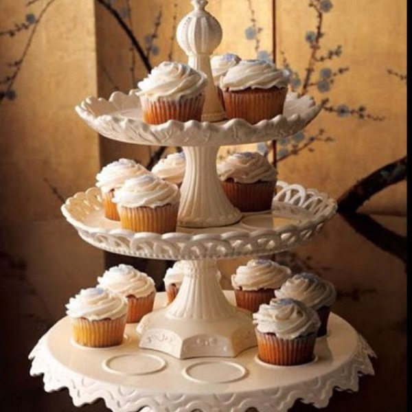 Vintage Cupcake Stand