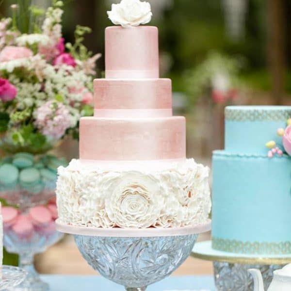 Everything Cake  Orlando Wedding Cake  Wedding Inspiration