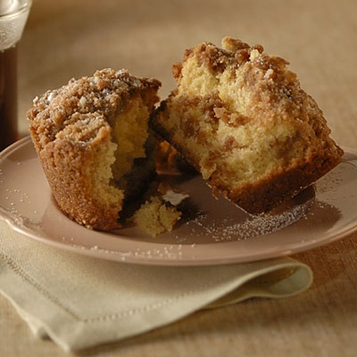 Coffee Cake Muffins Recipe