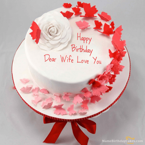 Download Happy Birthday Cake For Wife