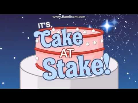My Favorite Cake At Stake Song!