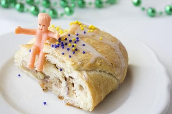 Recipe  King Cake