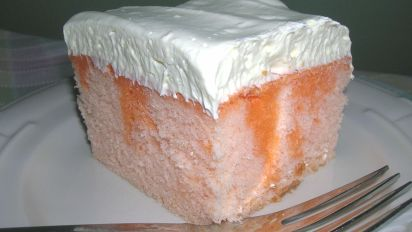 Best Orange Dreamsicle Cake Recipe